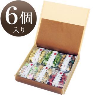 豆菓子ギフトセット(6個入)