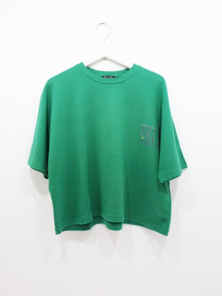 <img class='new_mark_img1' src='//img.shop-pro.jp/img/new/icons2.gif' style='border:none;display:inline;margin:0px;padding:0px;width:auto;' /> SHORT DOLMAN TEE�(GREEN)