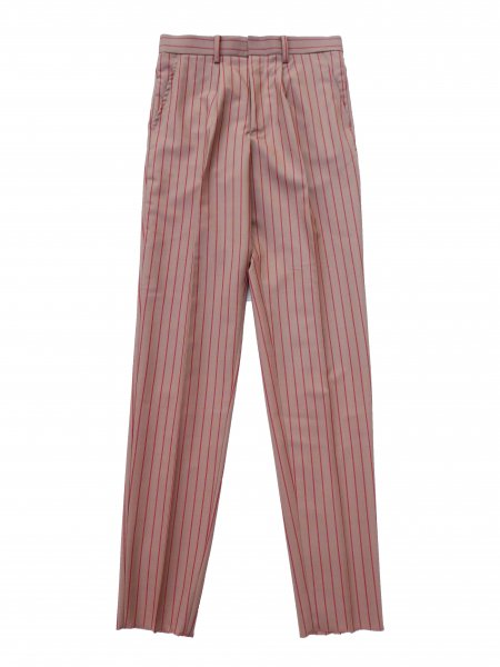<img class='new_mark_img1' src='//img.shop-pro.jp/img/new/icons2.gif' style='border:none;display:inline;margin:0px;padding:0px;width:auto;' />Stripe Tapered Trousers(PINK)