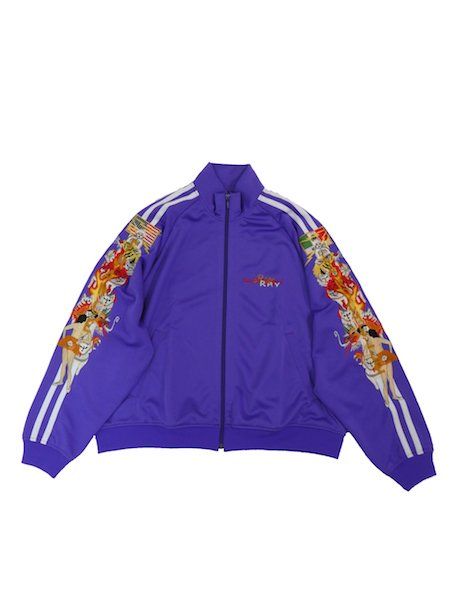 <img class='new_mark_img1' src='//img.shop-pro.jp/img/new/icons2.gif' style='border:none;display:inline;margin:0px;padding:0px;width:auto;' />CHAOS EMBROIDERY TRACK JACKET