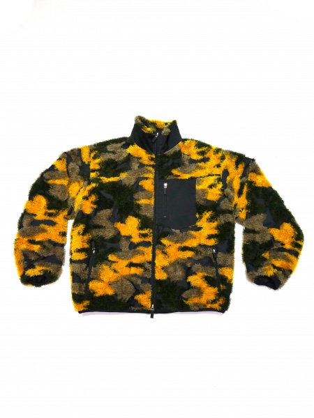 <img class='new_mark_img1' src='//img.shop-pro.jp/img/new/icons2.gif' style='border:none;display:inline;margin:0px;padding:0px;width:auto;' />LONG THREAD CAMOUFLAGE BLOUSON