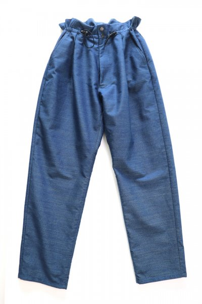 <img class='new_mark_img1' src='//img.shop-pro.jp/img/new/icons2.gif' style='border:none;display:inline;margin:0px;padding:0px;width:auto;' />FLUORESCENCE WOOL PANTS(BLUE)