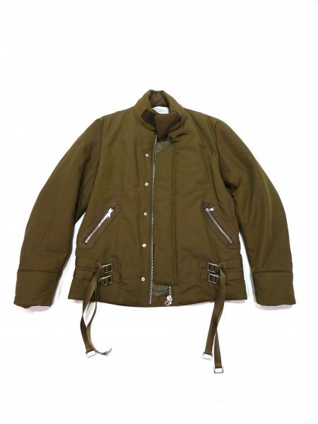 <img class='new_mark_img1' src='https://img.shop-pro.jp/img/new/icons2.gif' style='border:none;display:inline;margin:0px;padding:0px;width:auto;' />CITY BIKER JACKET(SOIL)