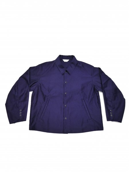 <img class='new_mark_img1' src='//img.shop-pro.jp/img/new/icons2.gif' style='border:none;display:inline;margin:0px;padding:0px;width:auto;' />MOLESKIN SHIRT JACKET( PURPLE)