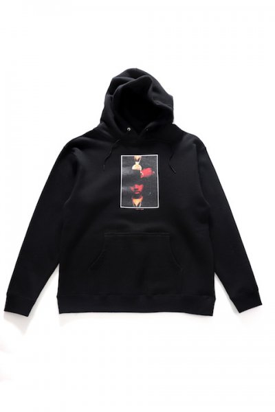 <img class='new_mark_img1' src='//img.shop-pro.jp/img/new/icons2.gif' style='border:none;display:inline;margin:0px;padding:0px;width:auto;' />QB ESCO LINX SWEAT HOODIE(BLACK)