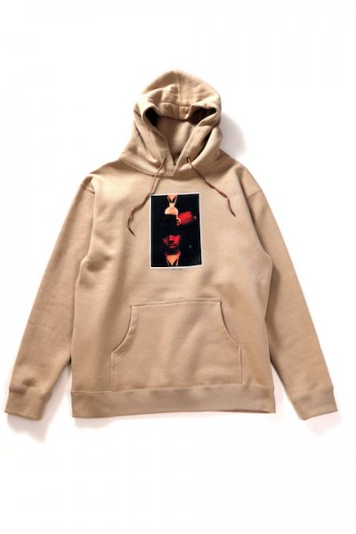 <img class='new_mark_img1' src='//img.shop-pro.jp/img/new/icons2.gif' style='border:none;display:inline;margin:0px;padding:0px;width:auto;' />QB ESCO LINX SWEAT HOODIE(BEIGE)