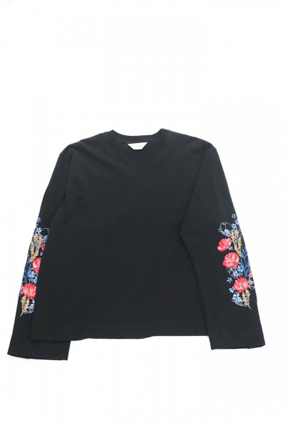 <img class='new_mark_img1' src='https://img.shop-pro.jp/img/new/icons2.gif' style='border:none;display:inline;margin:0px;padding:0px;width:auto;' />FLOWER EMBROIDERY L/S