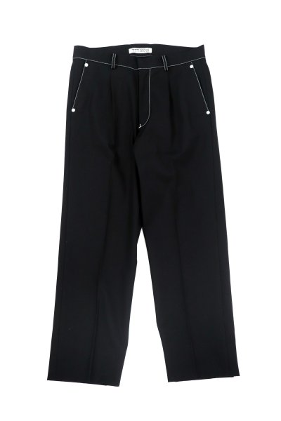 <img class='new_mark_img1' src='https://img.shop-pro.jp/img/new/icons2.gif' style='border:none;display:inline;margin:0px;padding:0px;width:auto;' />WORK PANTS(BLACK)