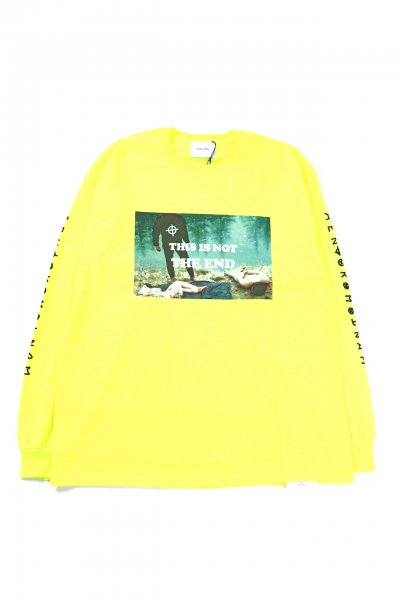 <img class='new_mark_img1' src='https://img.shop-pro.jp/img/new/icons2.gif' style='border:none;display:inline;margin:0px;padding:0px;width:auto;' />LONG SLEEVE TEE2(YELLOW)