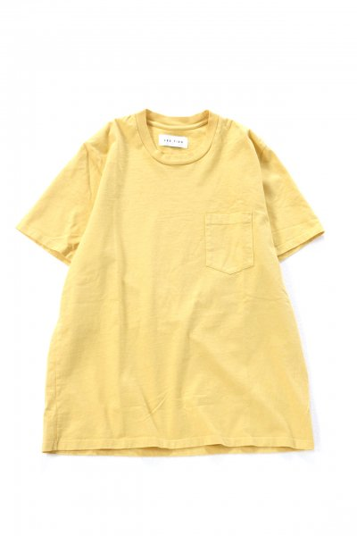 <img class='new_mark_img1' src='https://img.shop-pro.jp/img/new/icons2.gif' style='border:none;display:inline;margin:0px;padding:0px;width:auto;' />CRASSIC POKET Tee(VINTAGE YELLOW)