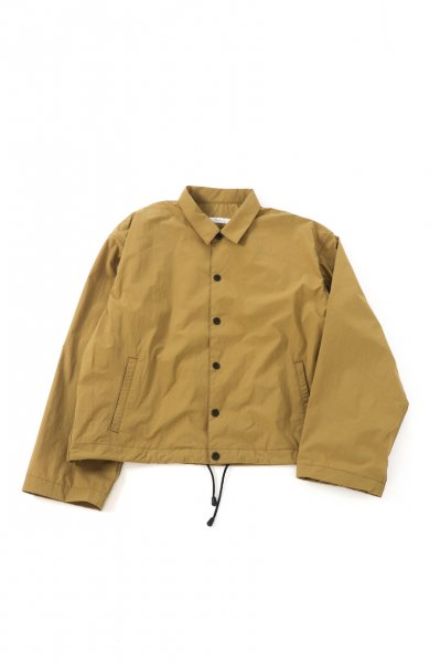 <img class='new_mark_img1' src='https://img.shop-pro.jp/img/new/icons2.gif' style='border:none;display:inline;margin:0px;padding:0px;width:auto;' />TANRAN COACH JACKET(BEIGE)