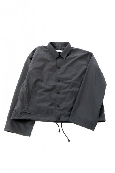 <img class='new_mark_img1' src='https://img.shop-pro.jp/img/new/icons2.gif' style='border:none;display:inline;margin:0px;padding:0px;width:auto;' />TANRAN COACH JACKET(N.BLACK)