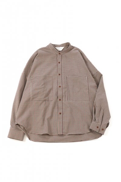 <img class='new_mark_img1' src='https://img.shop-pro.jp/img/new/icons2.gif' style='border:none;display:inline;margin:0px;padding:0px;width:auto;' />band collar shirts(BEIGE)