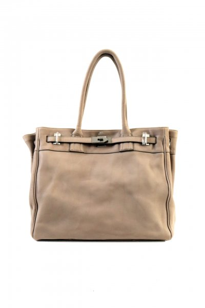 <img class='new_mark_img1' src='https://img.shop-pro.jp/img/new/icons2.gif' style='border:none;display:inline;margin:0px;padding:0px;width:auto;' />LEATHER TOTE BAG(BEIGE)
