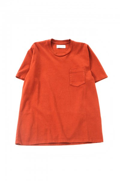 <img class='new_mark_img1' src='https://img.shop-pro.jp/img/new/icons2.gif' style='border:none;display:inline;margin:0px;padding:0px;width:auto;' />CRASSIC POKET Tee(BURNT SIENA)
