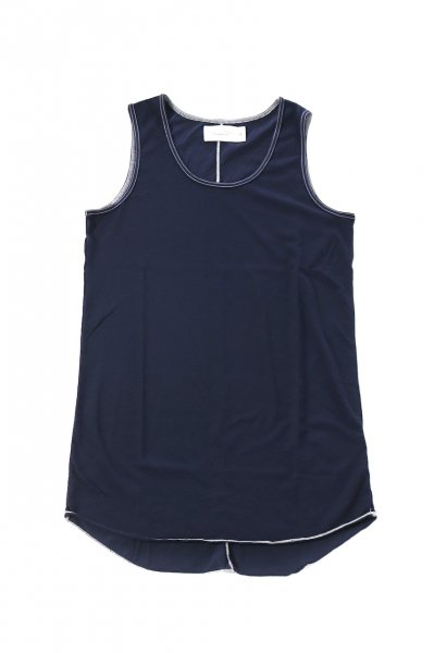 <img class='new_mark_img1' src='https://img.shop-pro.jp/img/new/icons2.gif' style='border:none;display:inline;margin:0px;padding:0px;width:auto;' />LONG TANK TOP(NAVY)