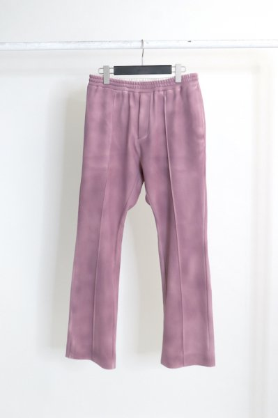 <img class='new_mark_img1' src='https://img.shop-pro.jp/img/new/icons2.gif' style='border:none;display:inline;margin:0px;padding:0px;width:auto;' />COATING JERSEY PANTS