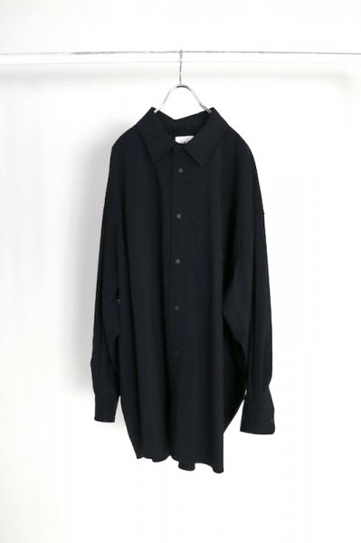 <img class='new_mark_img1' src='https://img.shop-pro.jp/img/new/icons2.gif' style='border:none;display:inline;margin:0px;padding:0px;width:auto;' />LIGHTWEIGHT OVER SHIRT<br>(BLACK)(OLIVE)
