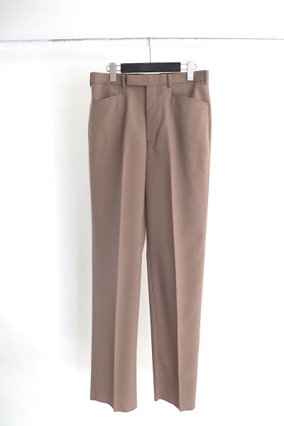 <img class='new_mark_img1' src='https://img.shop-pro.jp/img/new/icons2.gif' style='border:none;display:inline;margin:0px;padding:0px;width:auto;' />Straight Trousers(BEIGE)