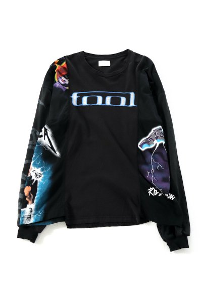 <img class='new_mark_img1' src='https://img.shop-pro.jp/img/new/icons2.gif' style='border:none;display:inline;margin:0px;padding:0px;width:auto;' />Remake Band Tee(G)