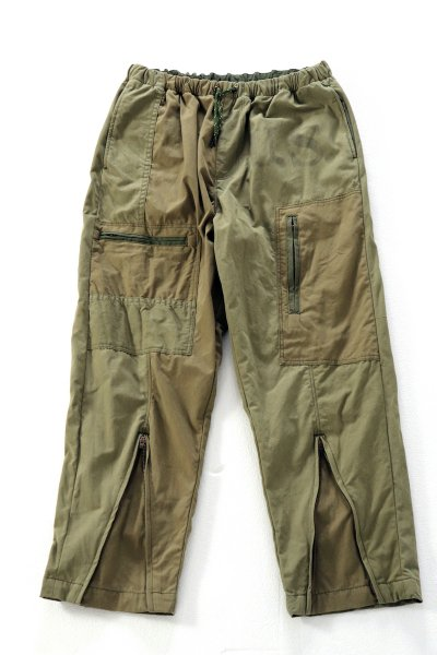 <img class='new_mark_img1' src='https://img.shop-pro.jp/img/new/icons2.gif' style='border:none;display:inline;margin:0px;padding:0px;width:auto;' />Remake ARMY Easy Trousers(KHK)TYPE 4