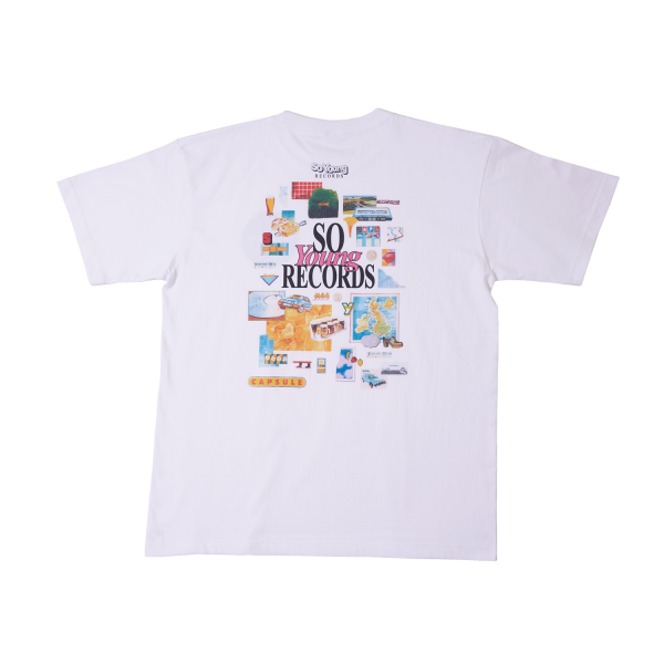 <img class='new_mark_img1' src='https://img.shop-pro.jp/img/new/icons2.gif' style='border:none;display:inline;margin:0px;padding:0px;width:auto;' />So Young × LOCAL ALLIANCE Collage PT T-shirts