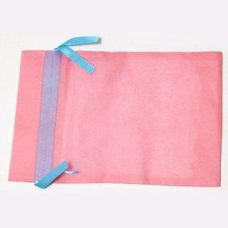 ラッピング袋ピンク(小)