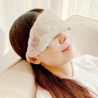 安眠おやすみ羊HOT & COOLアイピロー
