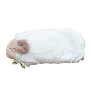 安眠おやすみ羊アイピローオフホワイト