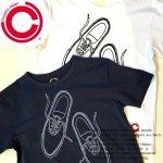 セール cloveru クローバル スタンダードTシャツ DECK SHOES JAPAN QUALITY STANDARD TEE