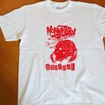 MOMENTARY PSYCHO ART ANUSTES(アニューズテス)  Tシャツ sosei ホワイト Tシャツ