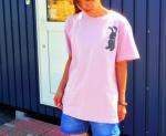 MOMENTARY PSYCHO ARTANUSTES(アニューズテス)  Tシャツ ラビット Tシャツ