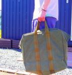 セール MADE IN OCCUPIED JAPAN PARACHUTE BAG メイドインオキュパイド パラシュートバッグ