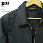 BLUCO ワークジャケット ブルゾン ブラック ネイビー オリーブ 3カラー OL-001 STANDARD WORK JACKET ブルコ BLACK MサイズからXLサイズまで
