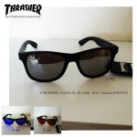 <img class='new_mark_img1' src='https://img.shop-pro.jp/img/new/icons1.gif' style='border:none;display:inline;margin:0px;padding:0px;width:auto;' />THRASHER サングラス スラッシャー RADICAL FLAME ラジカル 1013 SI RE BL 3カラー メンズ レディース Limited EDITION