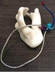 SLOWHANDS ビーズブレスレット ターコイズ ブラック アクセサリー beads bracelet w/turq メンズ レディース ユニセックス プレゼント ペアにも スロウハンズ