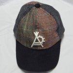 go slow caravan ウールチェッククレイジーBBキャップ 帽子 ゴースローキャラバン 322906 メンズ レディース ユニセックス