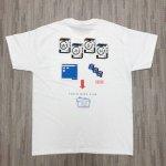 81TEEZ ハイチーズ  半袖 ポケット Tシャツ ホワイト 白 バックプリント ユニセックス メンズ レディース archive 01 アニバーサリーアイテム