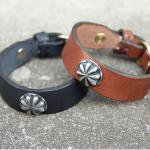 BUTTON WORKS/ボタンワークス コンチョブレスレットCONCHO BRACELET(2カラー)