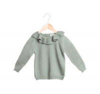 30%Off!!◇WADDLER◇Pierrot Jumper / Green  (1-2y, 3y)
