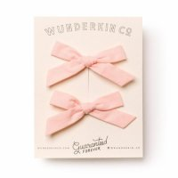 Wunderkin Co.◇Petite Schoolgirl Pigtail Set //  Cotton Candy