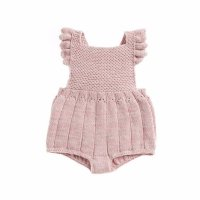 Misha and Puff◇Eleanor Sunsuit ◇Pink Sand/Natural