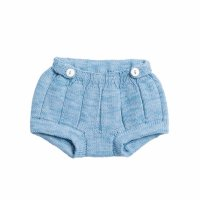30%Off! Misha and Puff◇Pleated Bloomers◇Sky