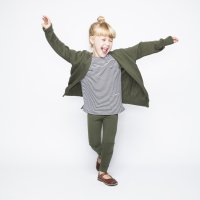 <img class='new_mark_img1' src='//img.shop-pro.jp/img/new/icons16.gif' style='border:none;display:inline;margin:0px;padding:0px;width:auto;' />20%Off! MINGO.◇Cardigan cotton Forest green (1-2y, 2-4y, 4-6y, 6-8y)