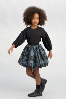 40%Off! MOTORETA◇Kara Blouse Black (24m, 3y, 4y, 5y)