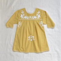 <img class='new_mark_img1' src='//img.shop-pro.jp/img/new/icons14.gif' style='border:none;display:inline;margin:0px;padding:0px;width:auto;' />Apolina◇ 'PATTIE' DRESS-CAMOMILE-YELLOW (S,M,L,XL)