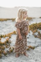 50%Off!! Rylee + Cru◇Off-The-Shoulder Top / Seashell (2-3y, 4-5y, 6-7y)
