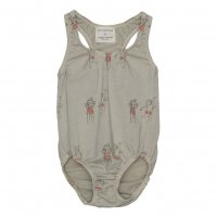 <img class='new_mark_img1' src='//img.shop-pro.jp/img/new/icons14.gif' style='border:none;display:inline;margin:0px;padding:0px;width:auto;' />yellowpelota◇Angel Swimsuit, Soft Khaki (18m,2Y,3Y,4Y,6Y,8Y)