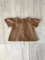20%Off!! YOLI & OTIS◇ANÓR BLOUSE◇RUST