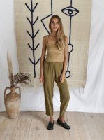 50%Off!! YOLI & OTIS◇FINNÉN TROUSER◇DRIED HERB